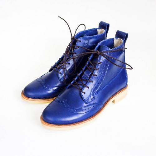 Женские ботинки броги Isadora Saphir