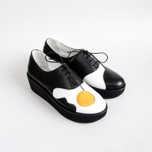 Женские полуботинки на платформе Eggy Pop 30