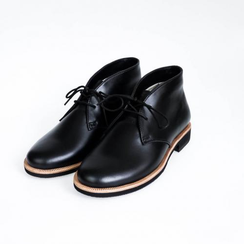Зимние женские ботинки Desert №2 Black