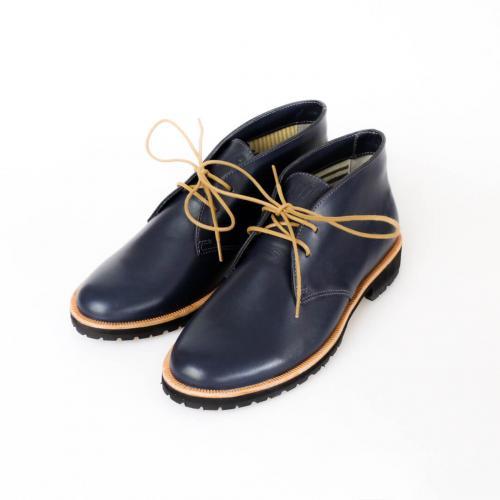 Зимние женские ботинки Desert №2 Ink