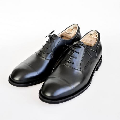 Классические мужские ботинки Oxford №1 All Black