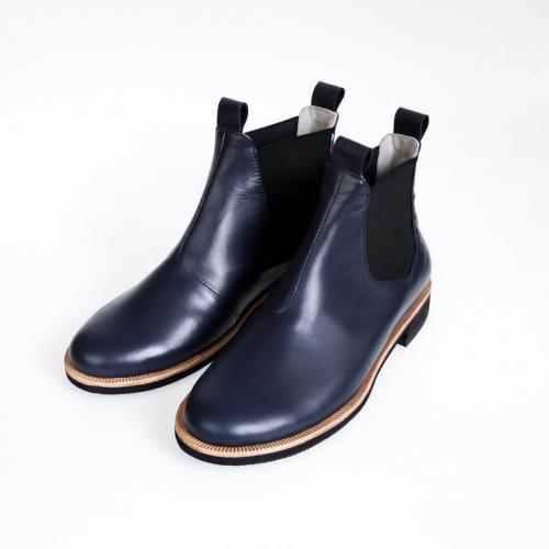 Женские ботинки Chelsea #4 Navy