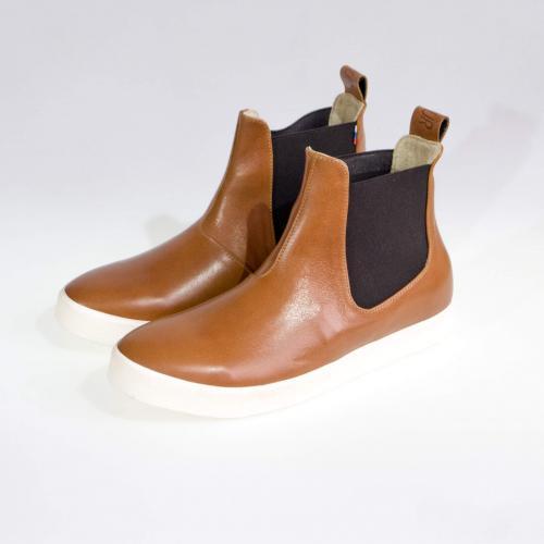 Мужские ботинки Chelsea #3  Cognac