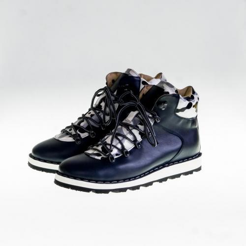 Ботинки Hiker #1 HS Camo Navy