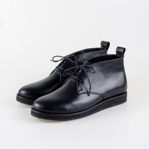 Классические ботинки HiDrunk All Black