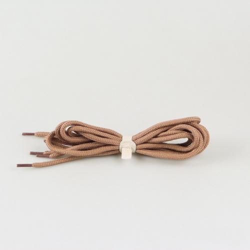 Шнурки для ботинок Hiker - 145 см - бежевые