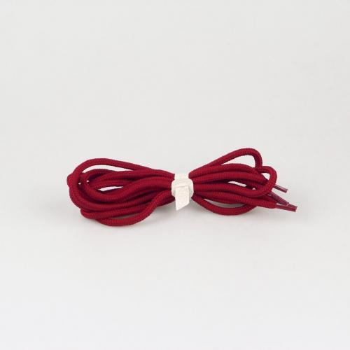 Шнурки для ботинок Hiker - 145 см - бордовые