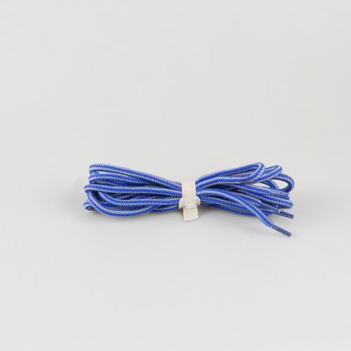 Шнурки для ботинок Hiker - 145 см - серые с голубым