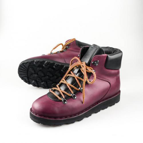 Зимние мужские ботинки Hiker #1 HS Burgundy