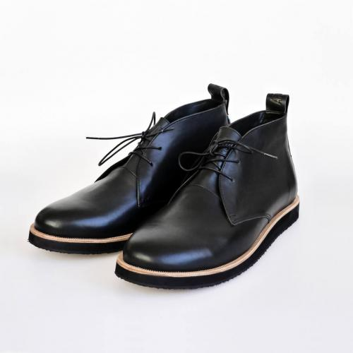 Классические ботинки HiDrunk Black