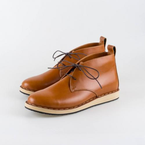 Классические ботинки HiDrunk Cognac