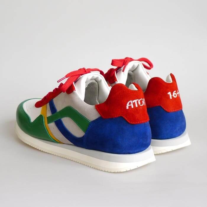Кроссовки для компании АТОЛ