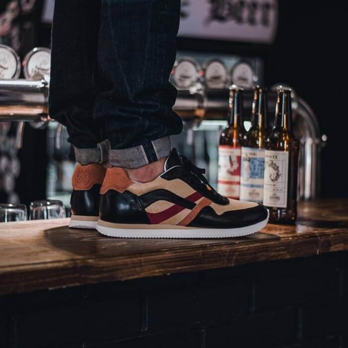 Кроссовки для пивоварни Бакунин