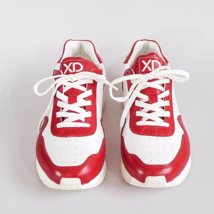 Sneakers for XD bags company