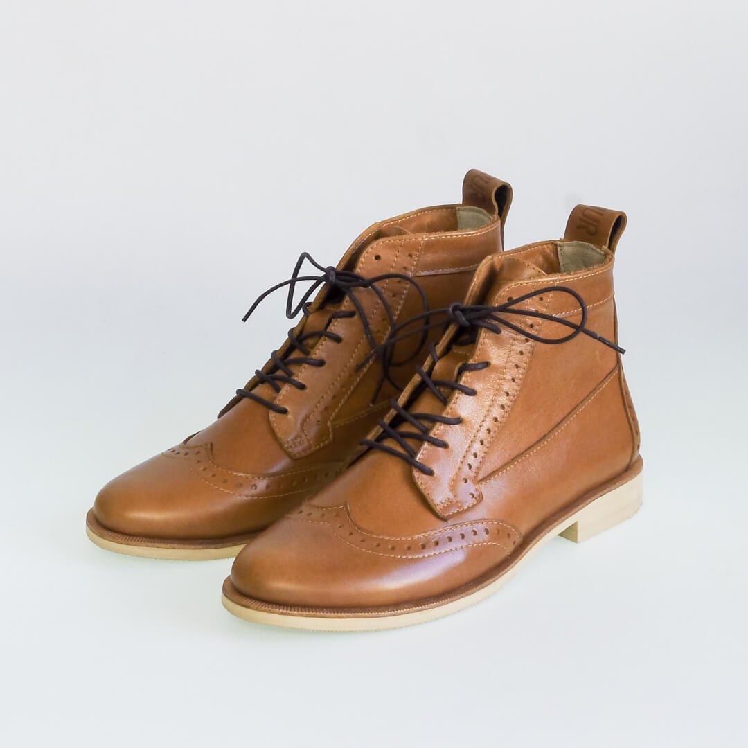 Женские ботинки броги Isadora Foxy