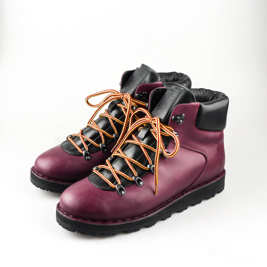 Ботинки Hiker #1 HS Burgundy