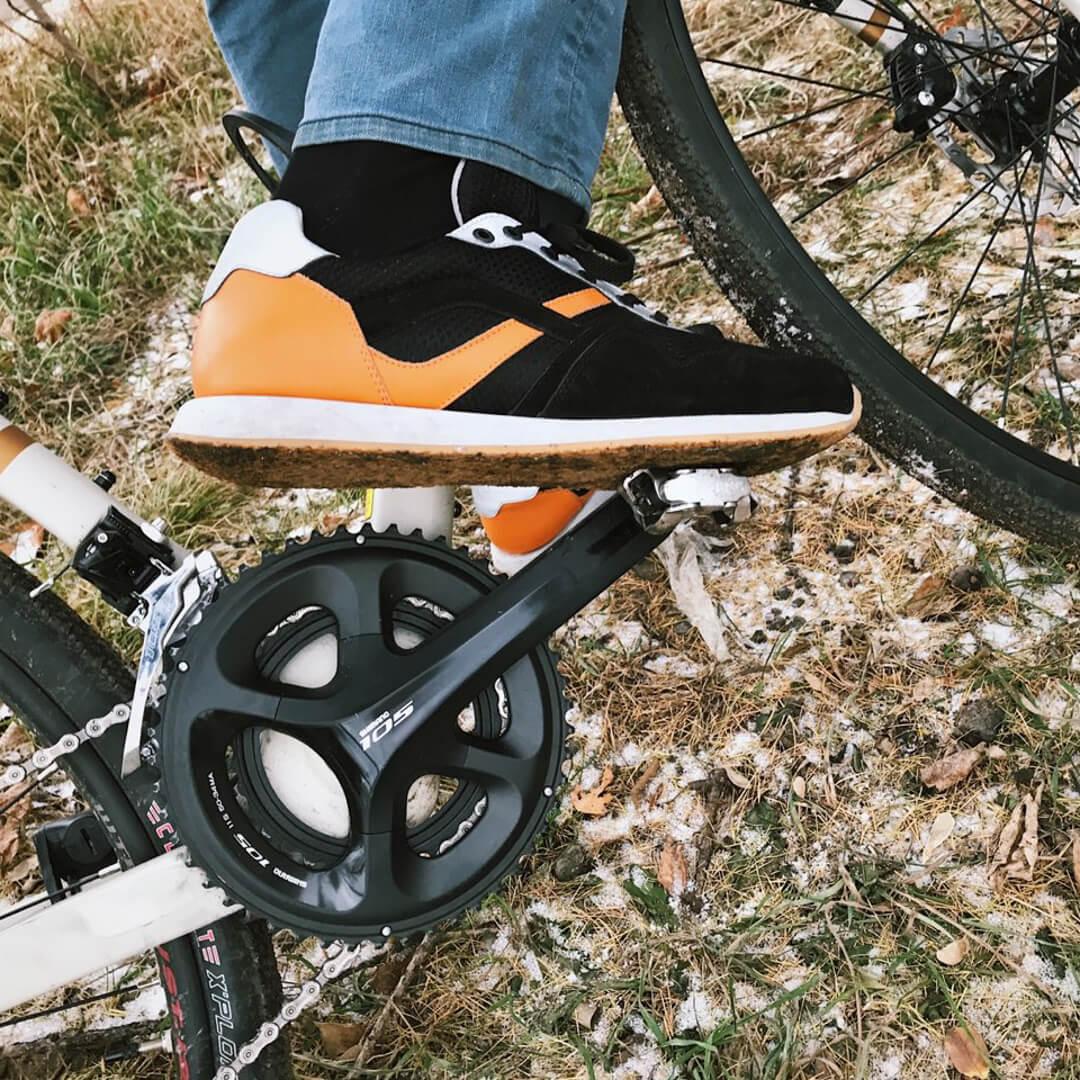 Велокроссовки с SPD в индивидуальном дизайне