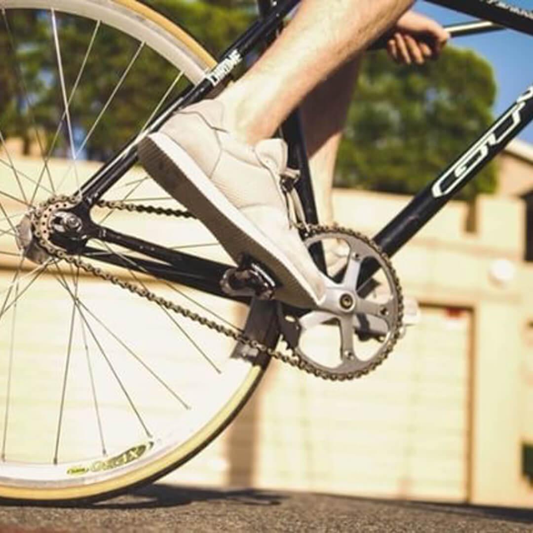 Велокроссовки в индивидуальном дизайне