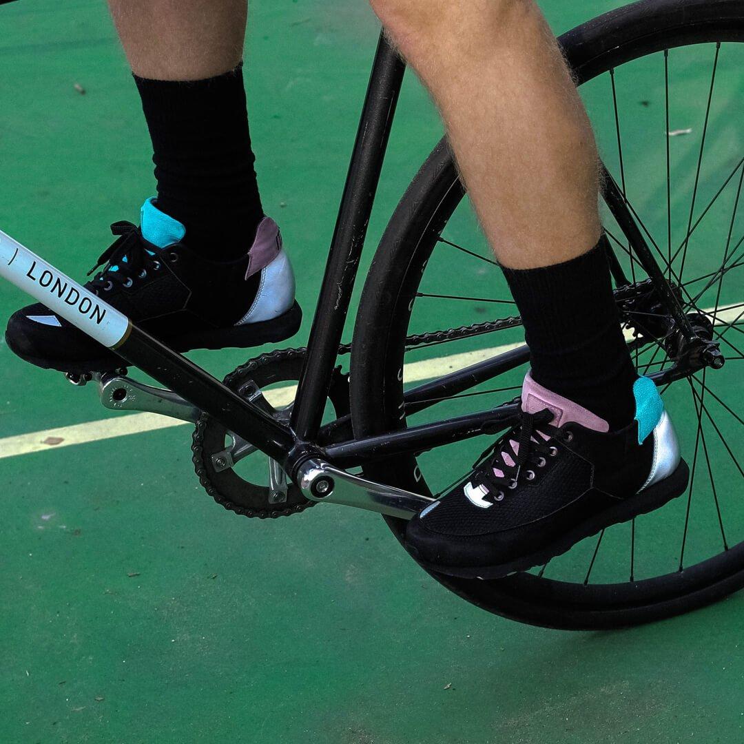 Велокроссовки с креплением SPD